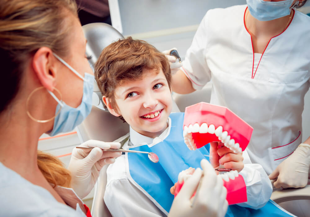 pediatric cosmetic dentistry