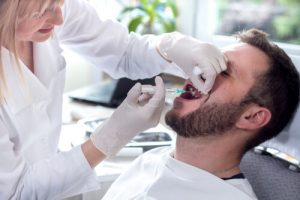 how long does dental anesthesia last